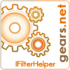 Gears.IFilterHelper screenshot: text, extraction, text extraction, .NET, IFilter, IFilters, .NET