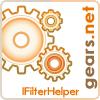 Gears.IFilterHelper screenshot: text, extraction, text extraction, .NET, IFilter, IFilters, .NET