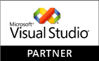 Microsoft Visual Studio Industry Partner Logo